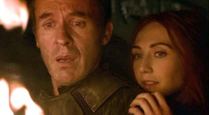 Game of Thrones 2x10 - Valar Morghulis  - Melisandre - Stannis Baratheon