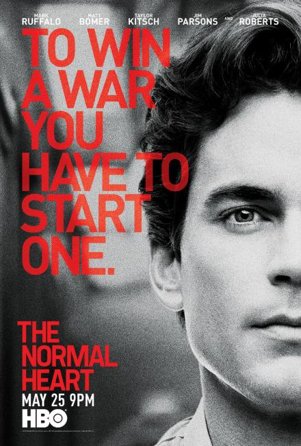 A look at: The Normal Heart - by R. and S.