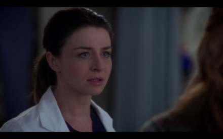 Grey 's Anatomy - 11x07 Can We Start Again, Please? - par S.